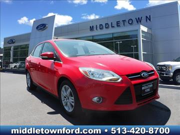 2012 Ford Focus for sale in Middletown, OH