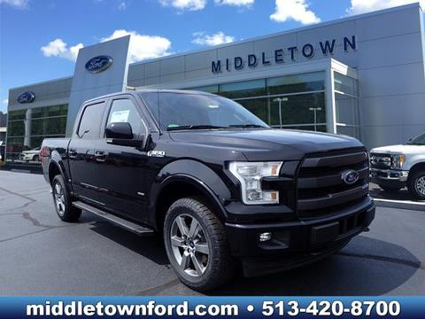 2017 Ford F-150 for sale in Middletown OH