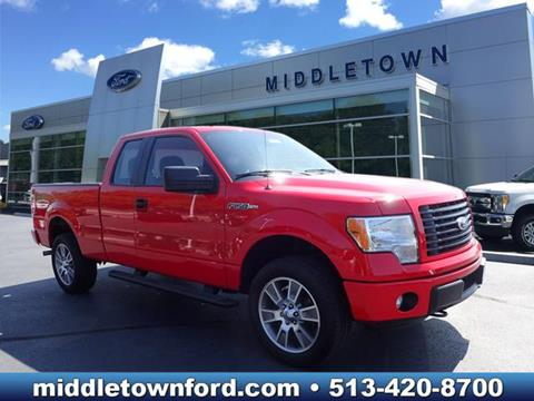 2014 Ford F-150 for sale in Middletown OH