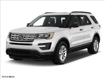 2017 Ford Explorer for sale in Middletown, OH