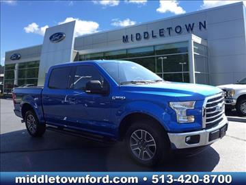 2015 Ford F-150 for sale in Middletown, OH