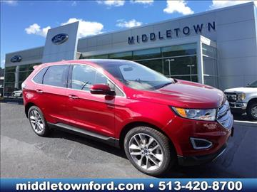 2017 Ford Edge for sale in Middletown, OH