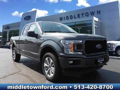 2018 Ford F-150 for sale in Middletown, OH