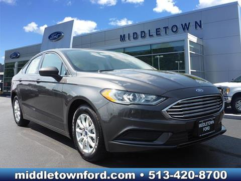 2018 Ford Fusion for sale in Middletown, OH