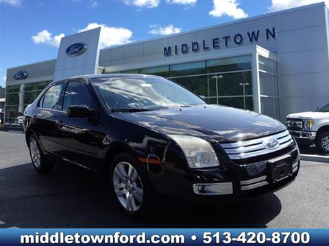 2007 Ford Fusion for sale in Middletown OH