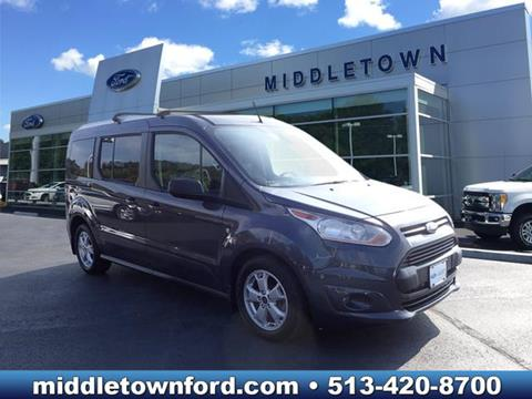 2014 Ford Transit Connect Wagon for sale in Middletown, OH