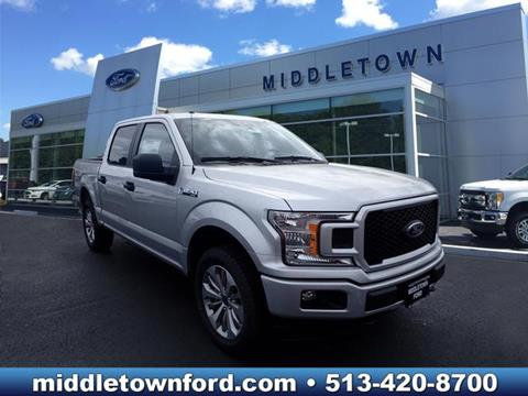 2018 Ford F-150 for sale in Middletown OH