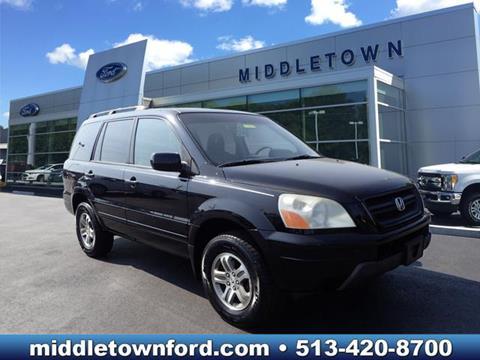 2003 Honda Pilot for sale in Middletown OH
