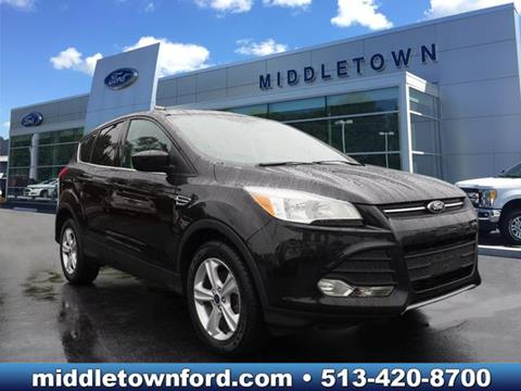 2014 Ford Escape for sale in Middletown OH