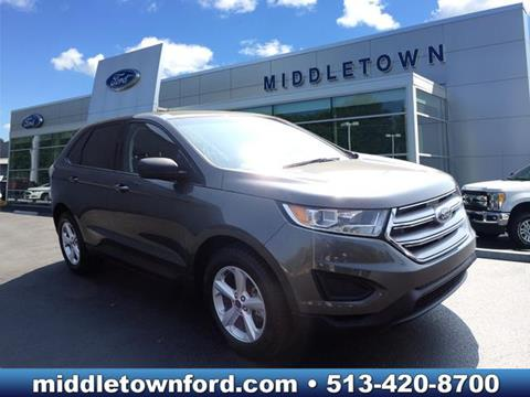 2015 Ford Edge for sale in Middletown OH
