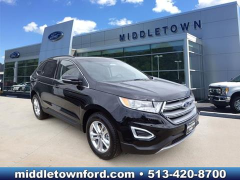 2017 Ford Edge for sale in Middletown OH