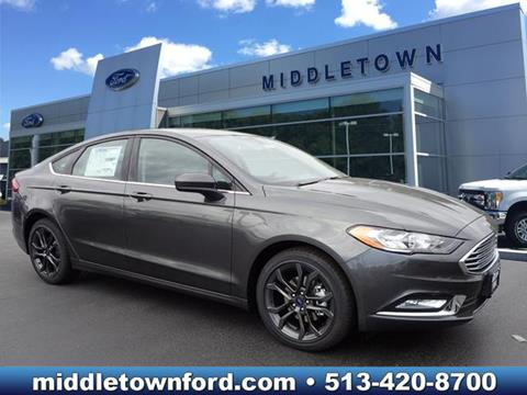 2018 Ford Fusion for sale in Middletown OH