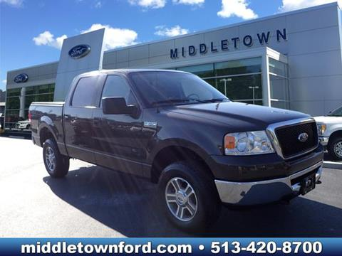 2007 Ford F-150 for sale in Middletown OH