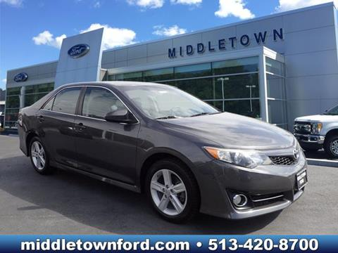 2012 Toyota Camry for sale in Middletown, OH
