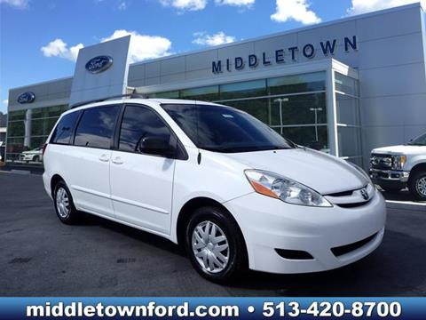 2009 Toyota Sienna for sale in Middletown OH
