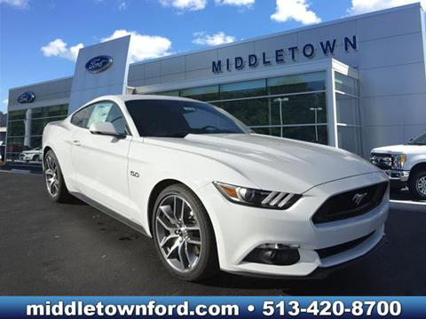 2017 Ford Mustang for sale in Middletown, OH
