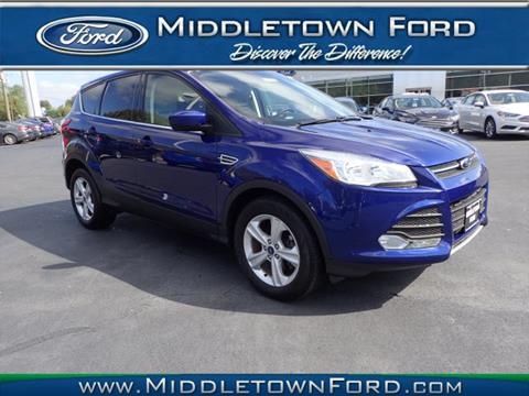 2015 Ford Escape for sale in Middletown OH