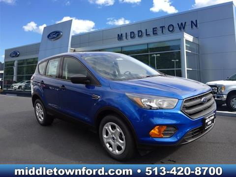2018 Ford Escape for sale in Middletown OH
