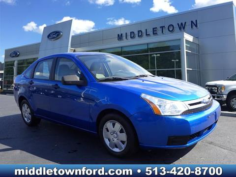 2010 Ford Focus for sale in Middletown OH
