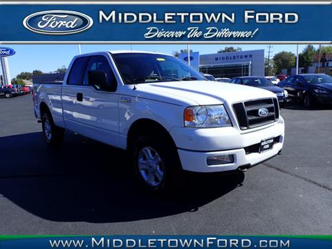 2005 Ford F-150 for sale in Middletown, OH
