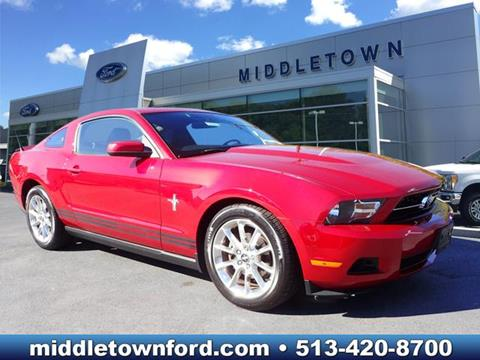 2010 Ford Mustang for sale in Middletown OH
