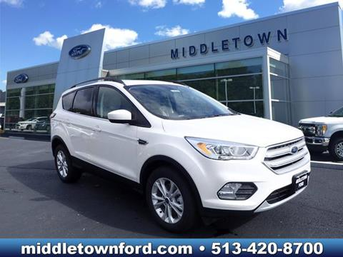 2018 Ford Escape for sale in Middletown, OH