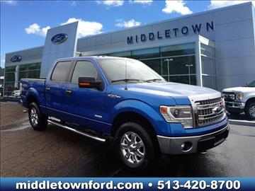 2014 Ford F-150 for sale in Middletown, OH