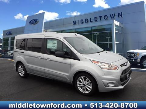 2017 Ford Transit Connect Wagon for sale in Middletown OH
