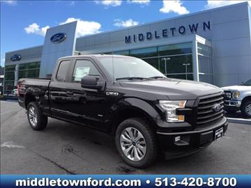 2017 Ford F-150 for sale in Middletown, OH