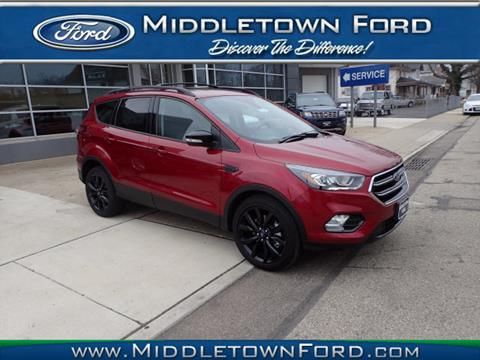 2017 Ford Escape for sale in Middletown OH