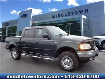 2003 Ford F-150 for sale in Middletown, OH