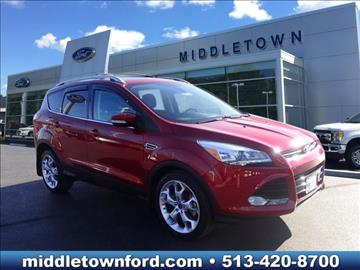 2013 Ford Escape for sale in Middletown, OH