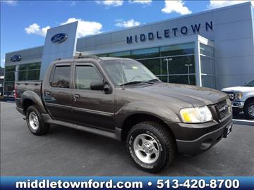 2005 Ford Explorer Sport Trac for sale in Middletown, OH