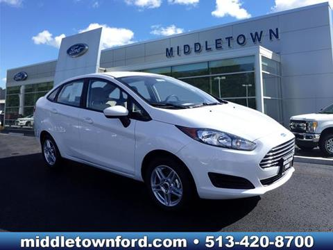 2017 Ford Fiesta for sale in Middletown, OH