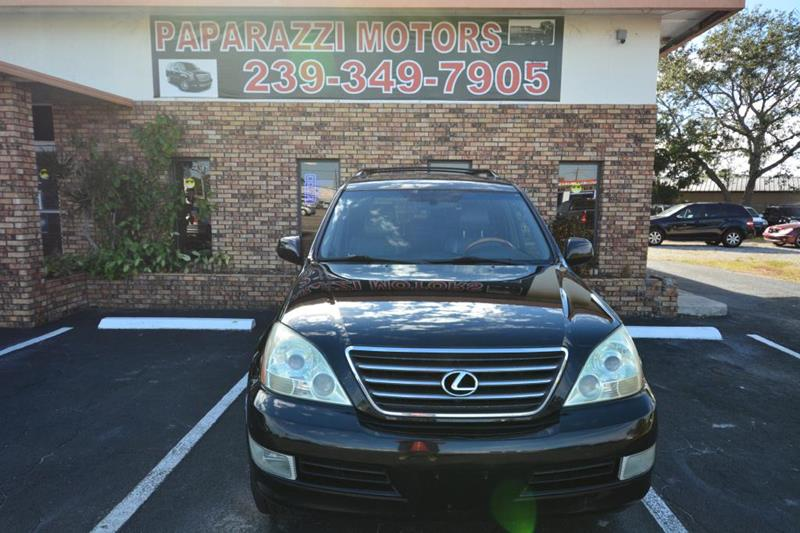 Awesome 2006 Lexus GX 470 4dr SUV 4WD   North Fort Myers FL