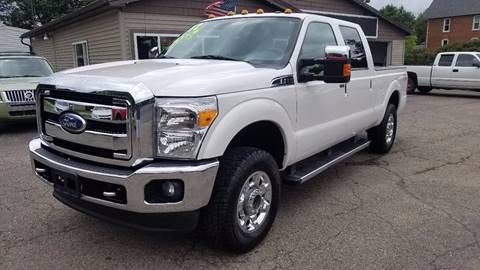 2012 Ford F-250 Super Duty for sale in Croswell, MI