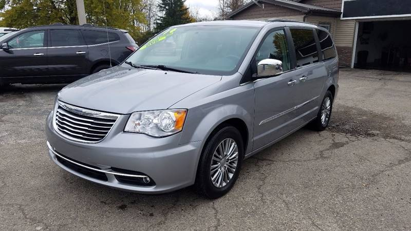 O Connor Chrysler >> 2014 Chrysler Town And Country Touring L 4dr Mini Van In