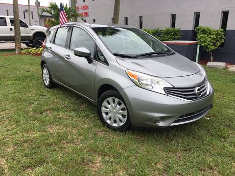 2015 nissan versa note for sale in miami fl. Black Bedroom Furniture Sets. Home Design Ideas