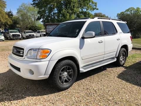 used toyota sequoia for sale - carsforsale®