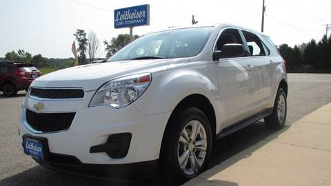 2015 Chevrolet Equinox for sale in West Bend, WI