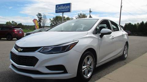 2017 Chevrolet Cruze for sale in West Bend, WI