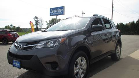 2015 Toyota RAV4 for sale in West Bend, WI