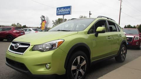 2014 Subaru XV Crosstrek for sale in West Bend, WI