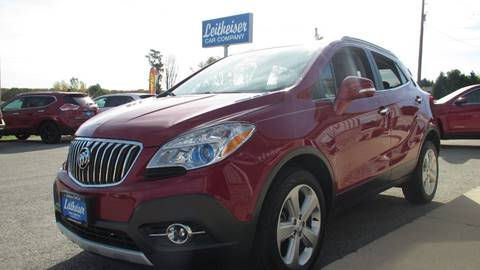 2016 Buick Encore for sale in West Bend, WI