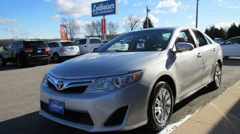 2013 Toyota Camry for sale in West Bend, WI