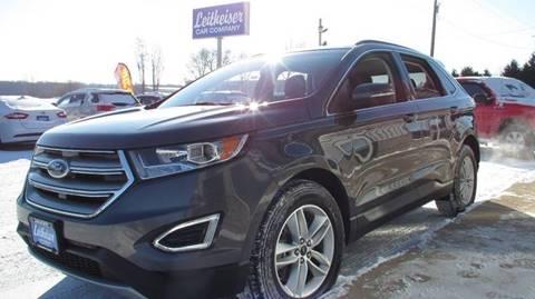 Leitheiser Car Company West Bend