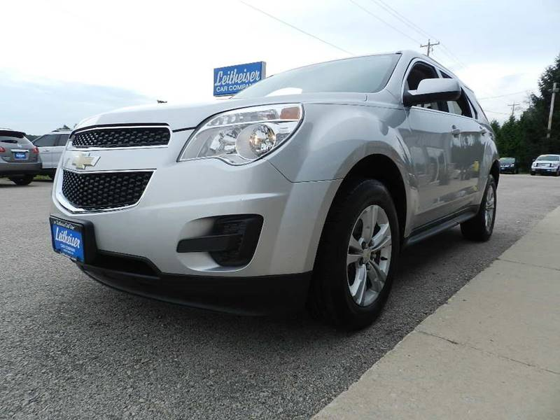 2010 Chevrolet Equinox For Sale At Leitheiser Car Company In West Bend WI