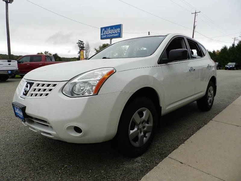 2010 Nissan Rogue For Sale At Leitheiser Car Company In West Bend WI