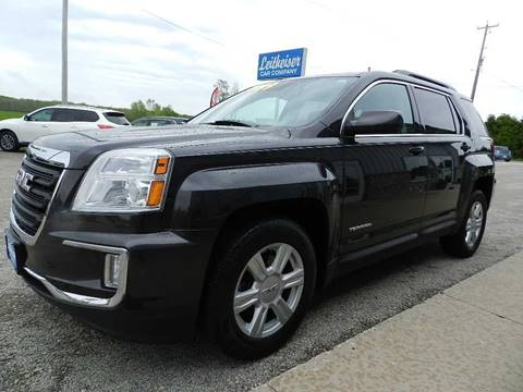 2016 GMC Terrain for sale in West Bend, WI
