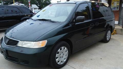 2001 Honda Odyssey for sale at K1 Auto in Forest Hill TX